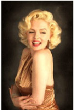 Suzie Kennedy Marilyn Monroe Lookalike